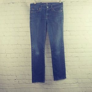 7 For All Mankind Jeans - 7 FOR ALL MAN KIND ROXANNE JEAN